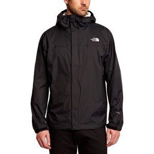 Men's North Face Black Venture Jacket
